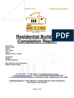 Completion Report 2014