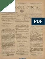 Monitorul Oficial Al României, Nr. 271, 2 Martie 1919