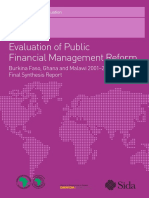Publicmanagementreform- Ghana, Malawi, Burkina Faso