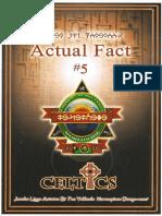 156453620 Actual Fact 005 Celtics No Intro
