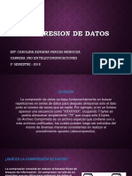 Compresion de Datos
