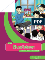 Kelas 05 SD Tematik 8 Ekosistem Guru