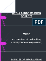 Media & Information Sources Ppp Glenuel