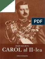 Ioan Scurtu-Istoria Românilor În Timpul Celor Patru Regi (1866–1947)_ CAROL Al II-lea. III-Editura Enciclopedică (2004)