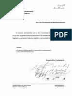 Codul regulilor și procedurilor parlamentare