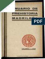 Hem Anuarioprehistoriamadrilena 1930