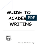 ACADEMIC WRITING GUIDE - complete draft.doc