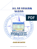 Manual Hydraccess
