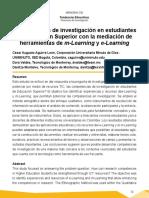 Competencias de Investigación en Estudiantes