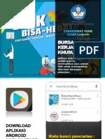 Bursa Kerja Khusus - Android