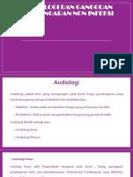 Audiologi Dan Gangguan Pendengaran Non Infeksi