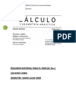 Material Parcial 1 Calculo i