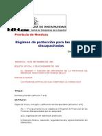 Ley Provincial Mendoza No 5041
