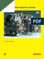 Bosch VE Manual