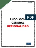 Psicologia General- Monografia