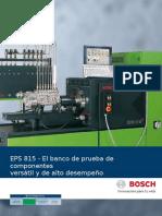 banco de pruebas diesel