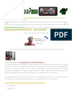 Android Passo a Passo _ Baixar Essential Anatomy 3 - para Android.pdf