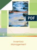 Chap 06 Inventory Control Models