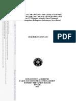 ANALISIS KELAYAKAN USAHA PERTANIAN TERPADU-Skripsi.pdf