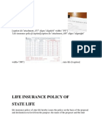 What is Life Insurance Policy