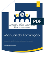 CSCFP057 Manual Da Formação