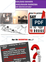 Materi Sosialisasi P4GN SD Pengantar
