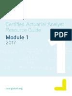 CAA A5 Reference Guide MOD 1 V07