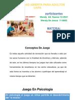 EXPOSICION TERAPIA DE JUEGO [Autoguardado].pptx