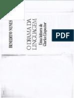 O drama da linguagem (Benedito Nunes).pdf