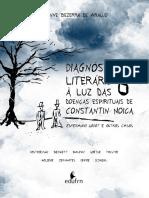 Diagnóstico Literário à Luz Das Seis Doenças Espirituais de Constantin Noica