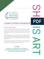 Student Outreach Newsletter 2019 Nov 15