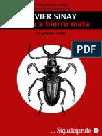 Javier Sinay - El Que a Hierro Mata