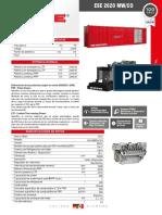 ESE2620 MW CO MT 13.800kV Compressed