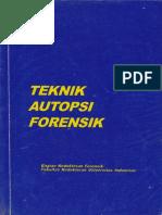 teknik autopsi forensik