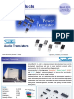 Selectionguide Transistor