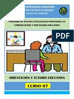 Comunicación y Psicología Educativa 2018