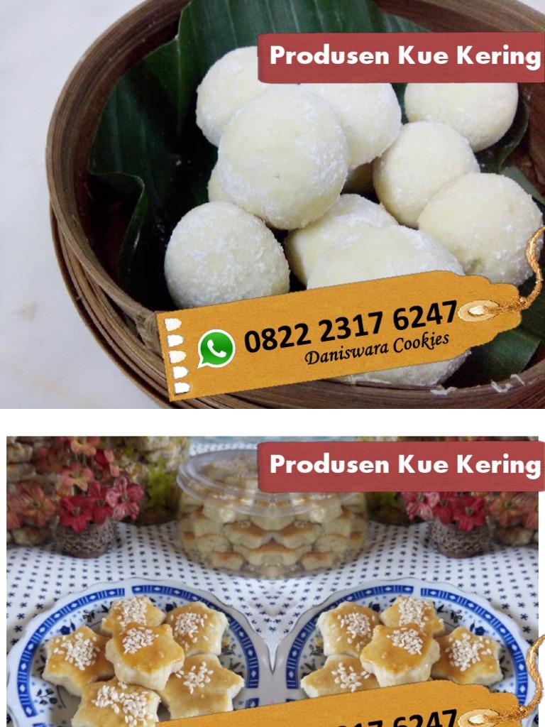 0822 2317 6247 Harga Kue Kering Lebaran 2019 Harga Kue Kering Lebaran 2020 Daniswara