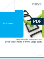 SelasTürkiye Social Media and Online Usage Study by Cision