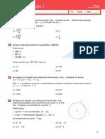 Teste de Avaliação 1- Geometria analítica(enunciado e soluções) .docx