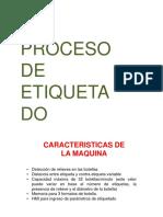 AUTOMATICAS ETIQUETADO