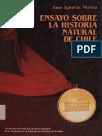 Historia natural del reino de chile