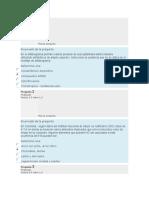 Paso 1 - Lección Evaluativa 1 - Diplomado Inocuidad alimentaria