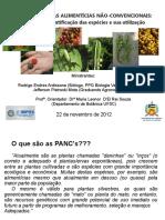 pancs-prc3a1ticas-de-identificac3a7c3a3o-das-espc3a9cies-e-sua-utilizac3a7c3a3o-mini-curso-sepex-22-nov-2012.pdf