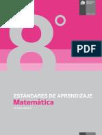 Estándares de Aprendizaje Matemática 8º básico - Decreto 129_2013.pdf