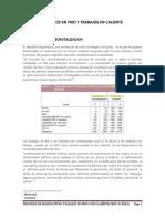 B Proceso de Manufactura - Soldadura de Gas