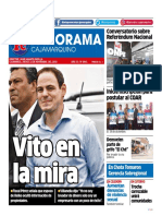 Diario Cajamarca 22-11-2018
