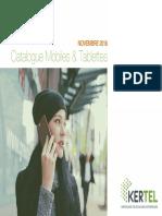 CATALOGUE MOBILES & TABLETTES Novembre 2018  SANS PRIX BD.pdf