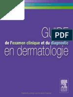 Dermato_Guide de Lexamen Clinique Et Du Diagnostic en Dermatologie