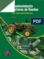 Mantenimiento de Tractores Agricolas de Ruedas
