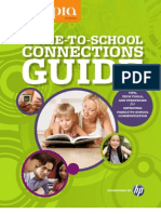 Edutopia Home to School Guide